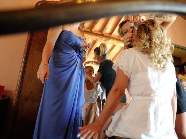 Il matrimonio di Monica e Alessio a Monteriggioni, Siena 16