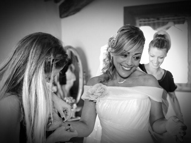 Il matrimonio di Monica e Alessio a Monteriggioni, Siena 19