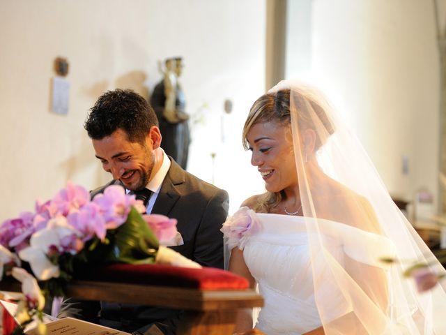 Il matrimonio di Monica e Alessio a Monteriggioni, Siena 25