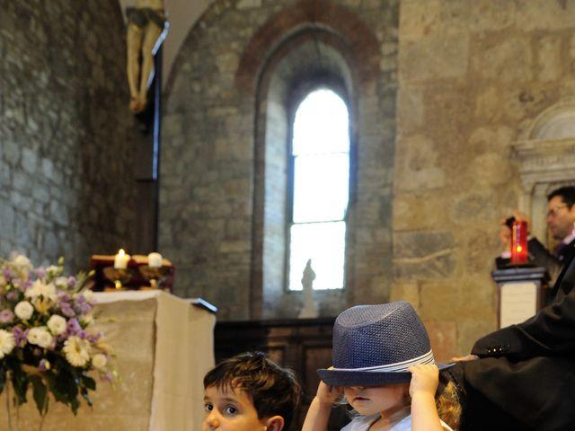 Il matrimonio di Monica e Alessio a Monteriggioni, Siena 28