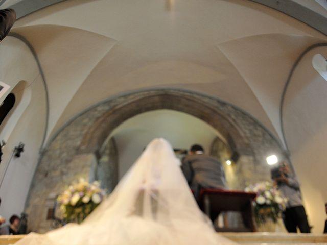 Il matrimonio di Monica e Alessio a Monteriggioni, Siena 32