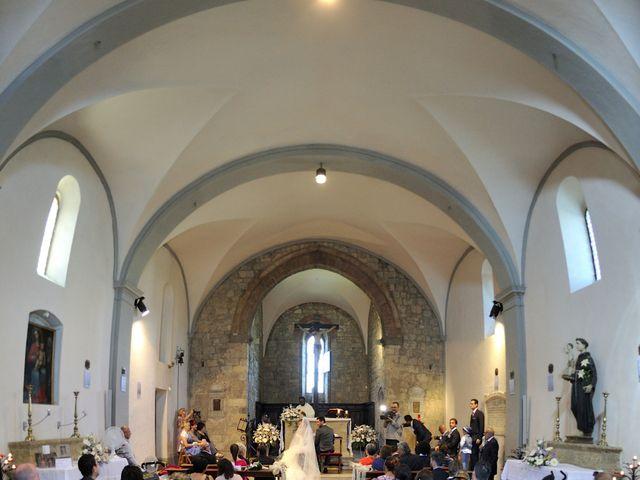 Il matrimonio di Monica e Alessio a Monteriggioni, Siena 33