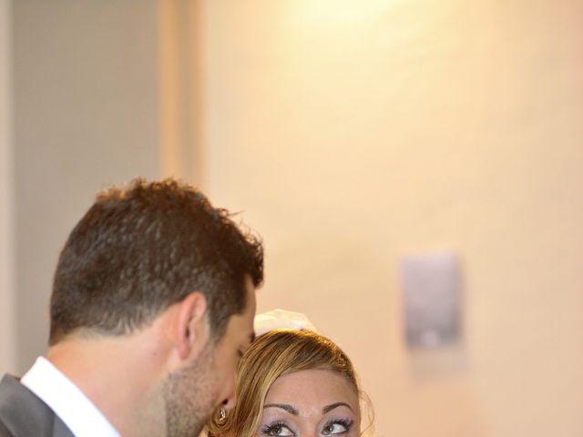 Il matrimonio di Monica e Alessio a Monteriggioni, Siena 35
