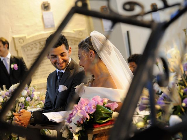 Il matrimonio di Monica e Alessio a Monteriggioni, Siena 37