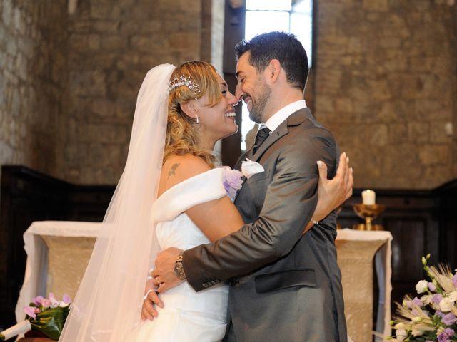 Il matrimonio di Monica e Alessio a Monteriggioni, Siena 39