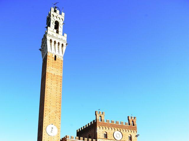 Il matrimonio di Monica e Alessio a Monteriggioni, Siena 46