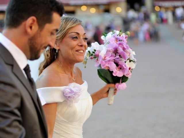 Il matrimonio di Monica e Alessio a Monteriggioni, Siena 56