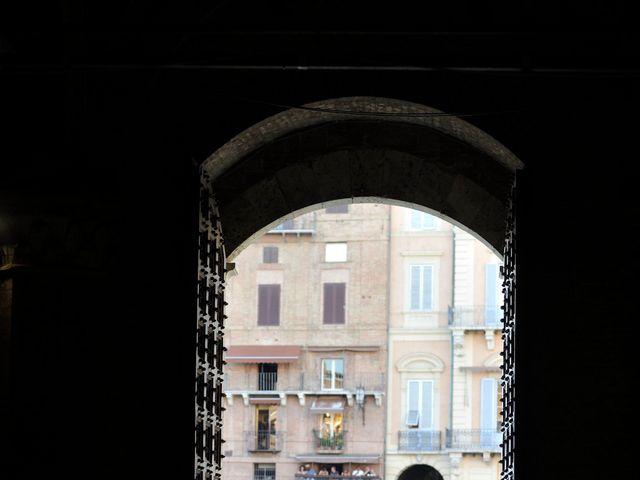 Il matrimonio di Monica e Alessio a Monteriggioni, Siena 63