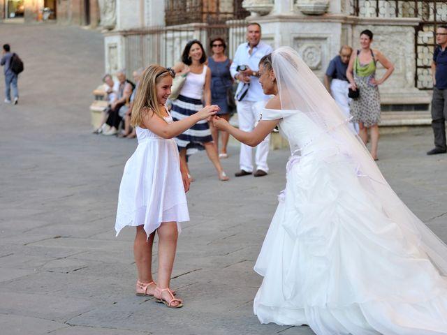 Il matrimonio di Monica e Alessio a Monteriggioni, Siena 66