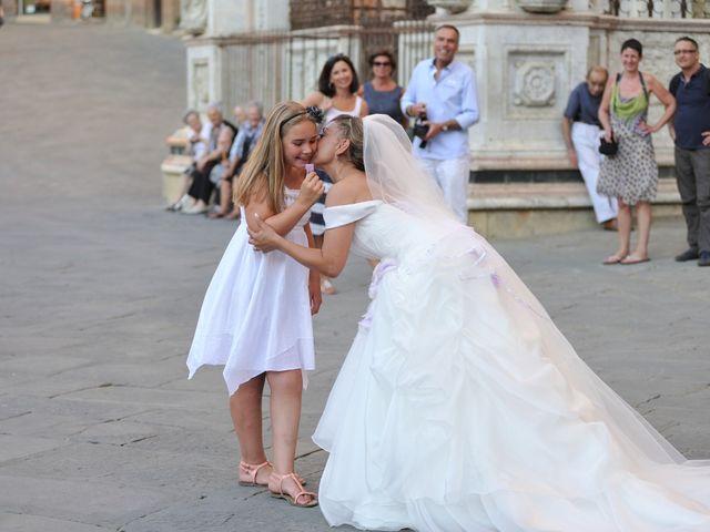 Il matrimonio di Monica e Alessio a Monteriggioni, Siena 67