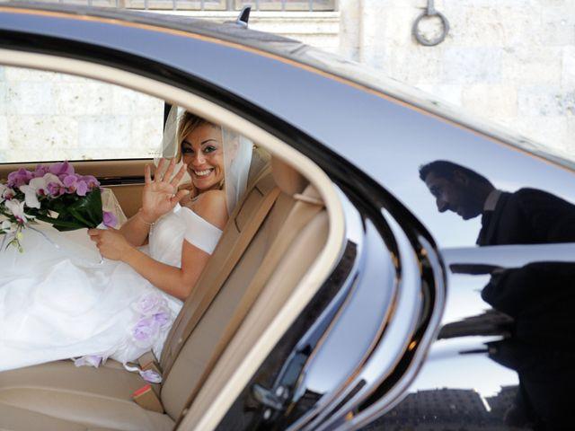 Il matrimonio di Monica e Alessio a Monteriggioni, Siena 68