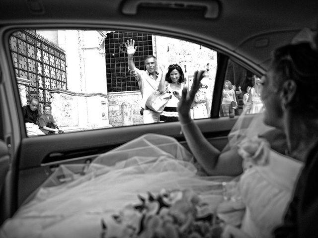 Il matrimonio di Monica e Alessio a Monteriggioni, Siena 70