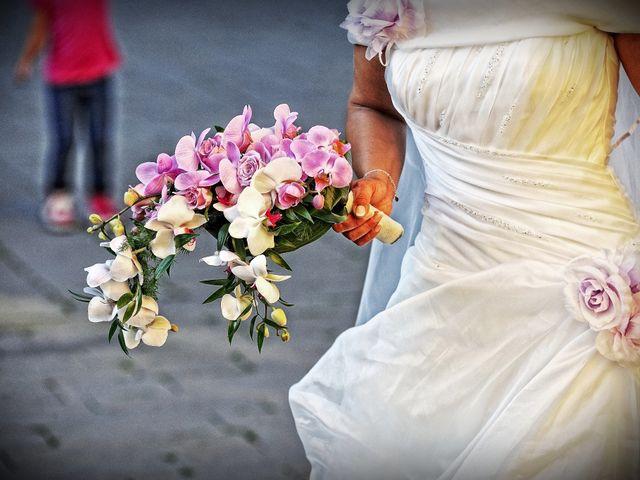 Il matrimonio di Monica e Alessio a Monteriggioni, Siena 78