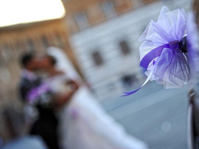 Il matrimonio di Monica e Alessio a Monteriggioni, Siena 85