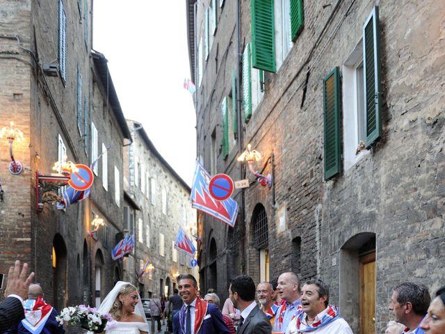 Il matrimonio di Monica e Alessio a Monteriggioni, Siena 88