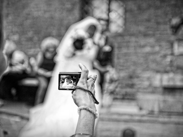 Il matrimonio di Monica e Alessio a Monteriggioni, Siena 89