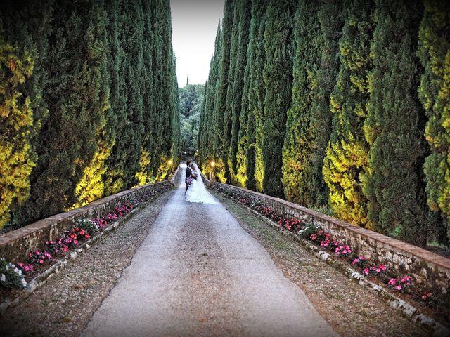 Il matrimonio di Monica e Alessio a Monteriggioni, Siena 93