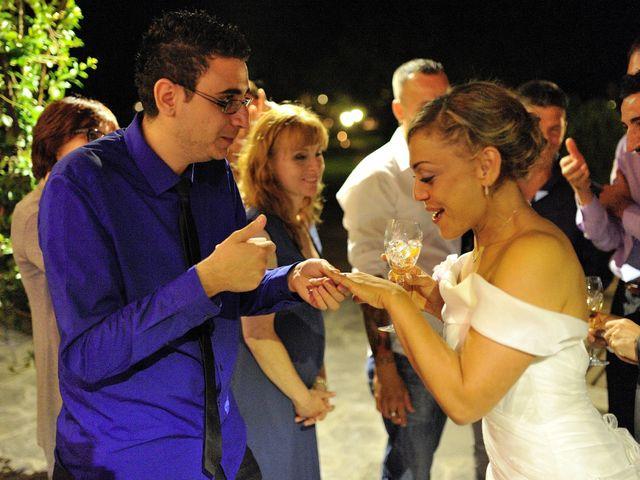 Il matrimonio di Monica e Alessio a Monteriggioni, Siena 95