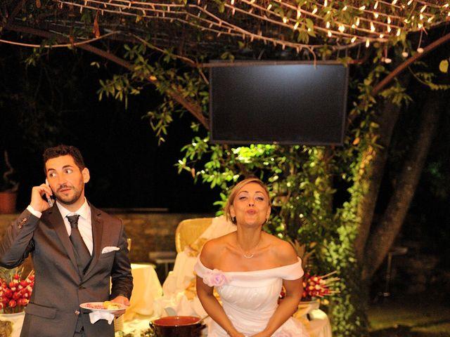 Il matrimonio di Monica e Alessio a Monteriggioni, Siena 96