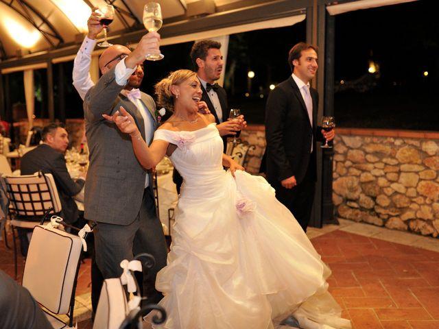 Il matrimonio di Monica e Alessio a Monteriggioni, Siena 99