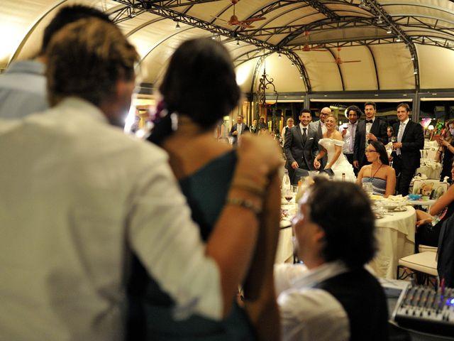 Il matrimonio di Monica e Alessio a Monteriggioni, Siena 101