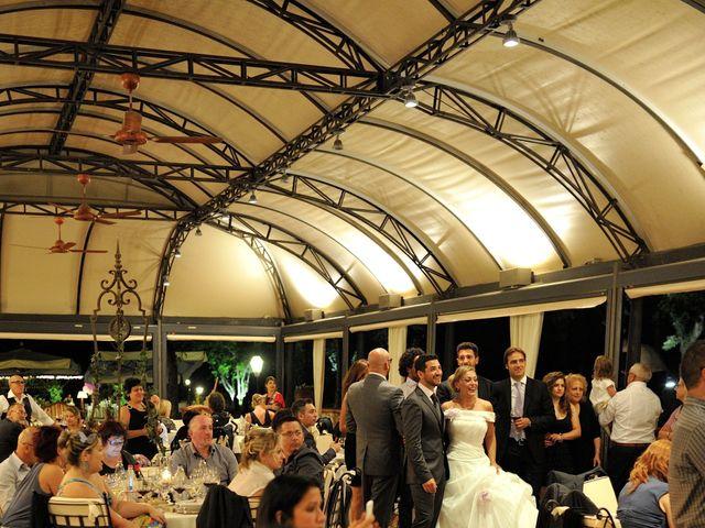 Il matrimonio di Monica e Alessio a Monteriggioni, Siena 102