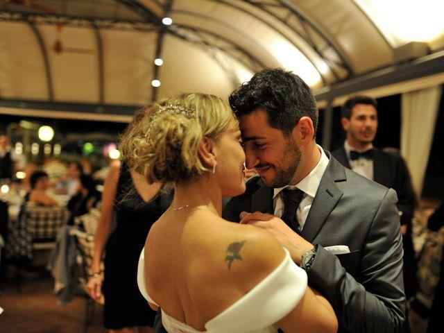 Il matrimonio di Monica e Alessio a Monteriggioni, Siena 104