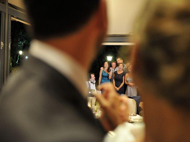 Il matrimonio di Monica e Alessio a Monteriggioni, Siena 106