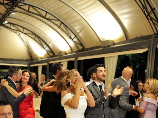 Il matrimonio di Monica e Alessio a Monteriggioni, Siena 108