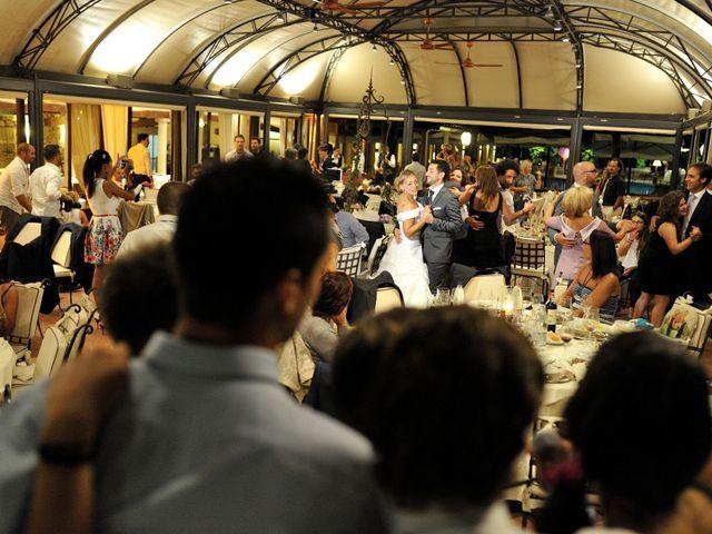 Il matrimonio di Monica e Alessio a Monteriggioni, Siena 109