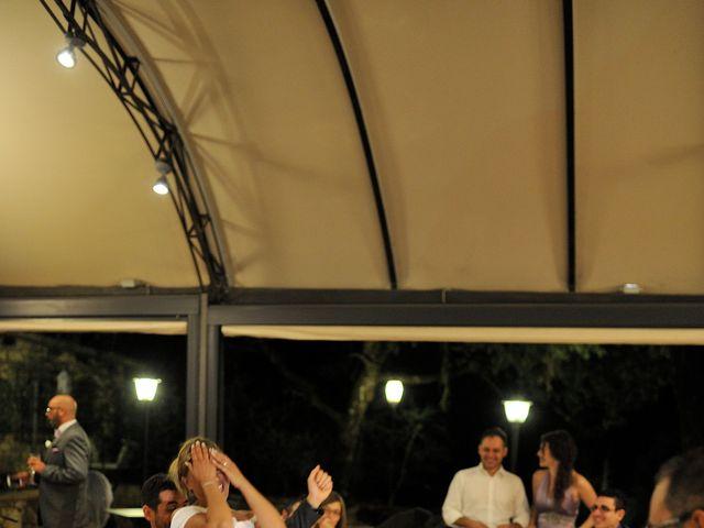 Il matrimonio di Monica e Alessio a Monteriggioni, Siena 111