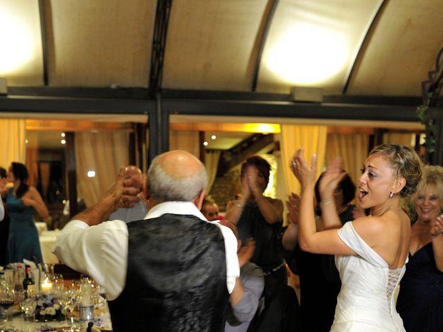 Il matrimonio di Monica e Alessio a Monteriggioni, Siena 114