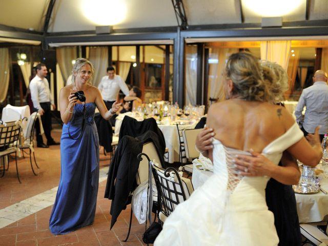 Il matrimonio di Monica e Alessio a Monteriggioni, Siena 115