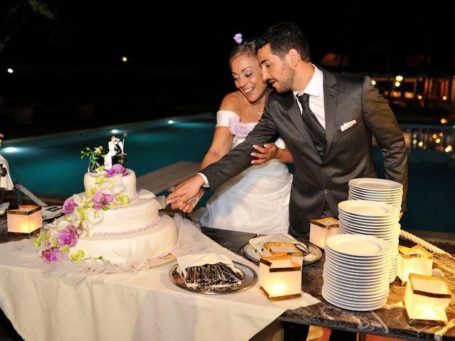 Il matrimonio di Monica e Alessio a Monteriggioni, Siena 121