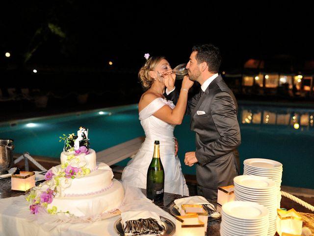 Il matrimonio di Monica e Alessio a Monteriggioni, Siena 123