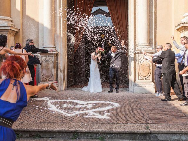 Matrimonio Manuel Romano : Il matrimonio di manuel e isabella a piacenza