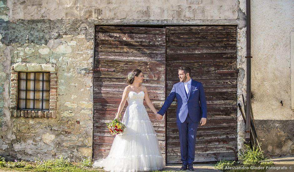 Il matrimonio di Francesco e Laura a Cazzano di Tramigna, Verona