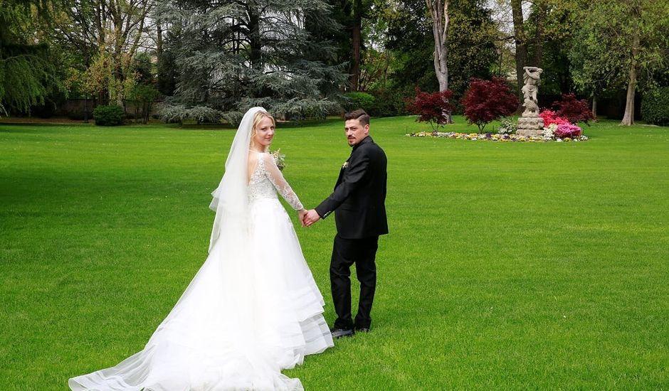 Il matrimonio di Roberto  e Giulia a Agrate Brianza, Monza e Brianza