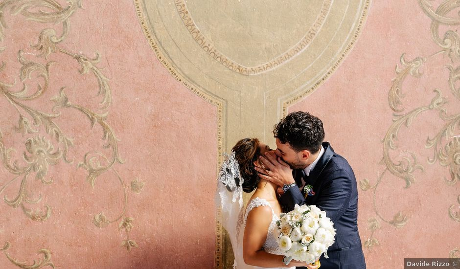 Il matrimonio di Emmanuele e Nina a Aversa, Caserta
