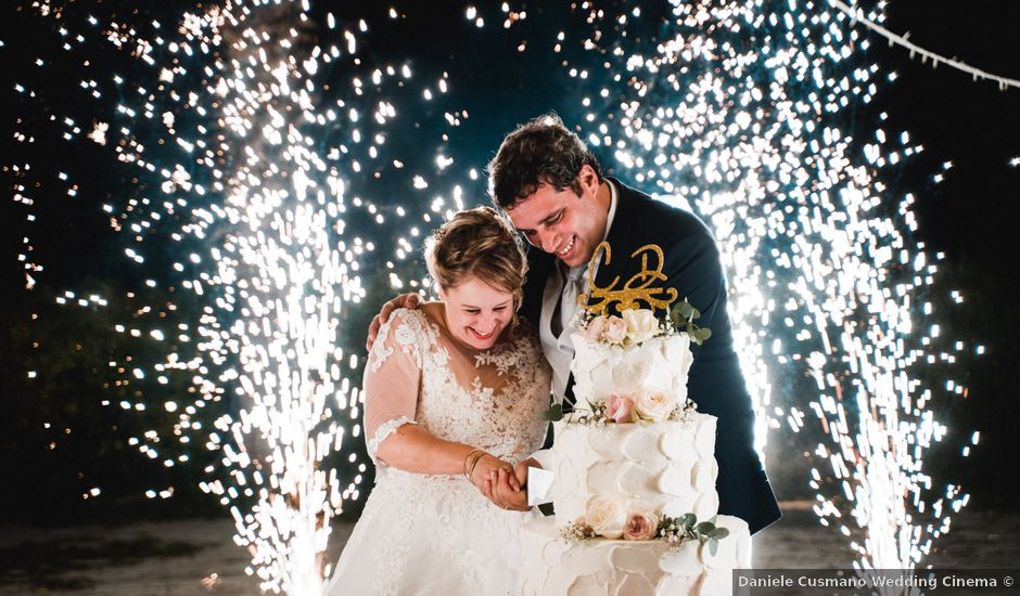 Il matrimonio di Daria e Clemente a Reggio di Calabria, Reggio Calabria