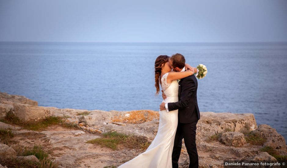 Il matrimonio di Giuliano e Michela a Santa Cesarea Terme, Lecce