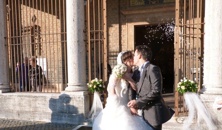 Il matrimonio di Patrizio e Irene a Grottaferrata, Roma