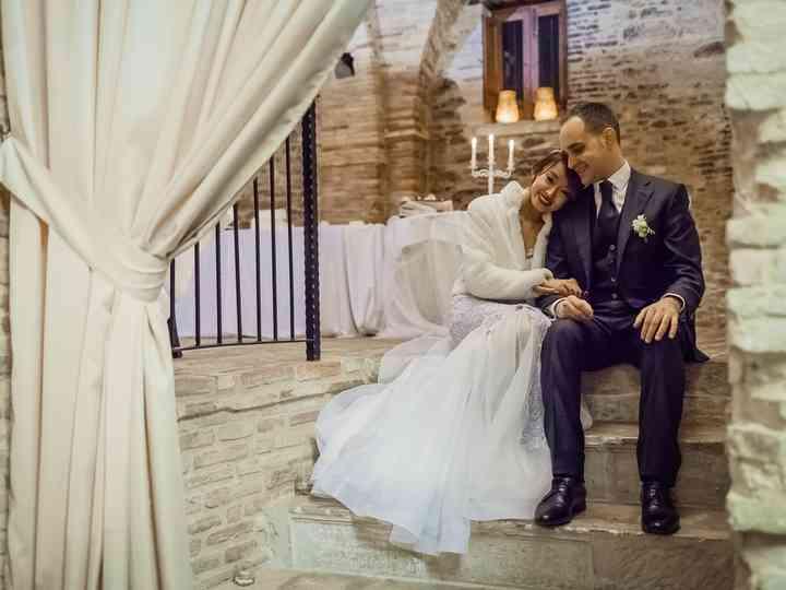 Le nozze di Fera e Stefano