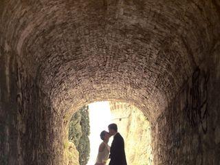 Le nozze di Federica e Dragos 1