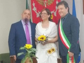 Le nozze di Manuela e Donato 1