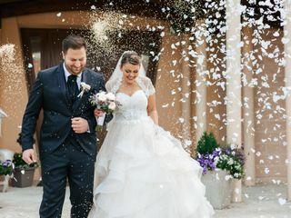 Le nozze di Teresa e Enrico