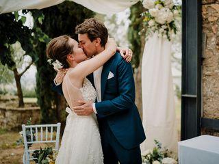 Le nozze di Laura e Conny