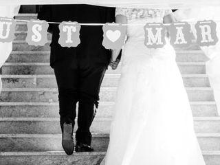 Le nozze di Anastasia e Francesco 1