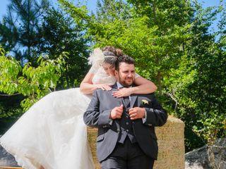 Le nozze di Anastasia e Francesco