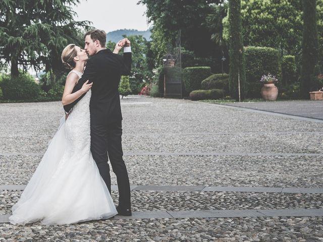 le nozze di Federica e Dragos